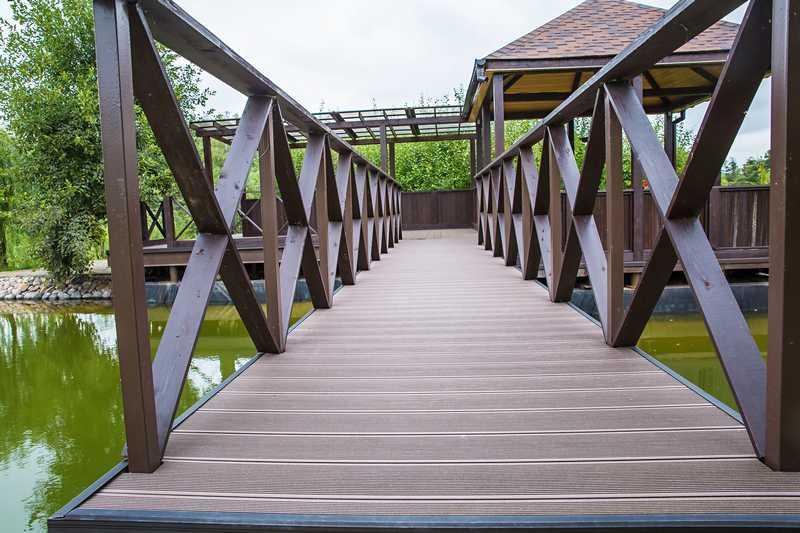 Частная терраса, Ватутинки, Terradeck Eco