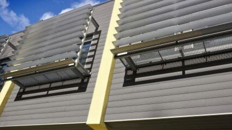 Проектирование вентфасадов (вентилируемых фасадов), подготовим проект навесного вентфасада   TERRADECK